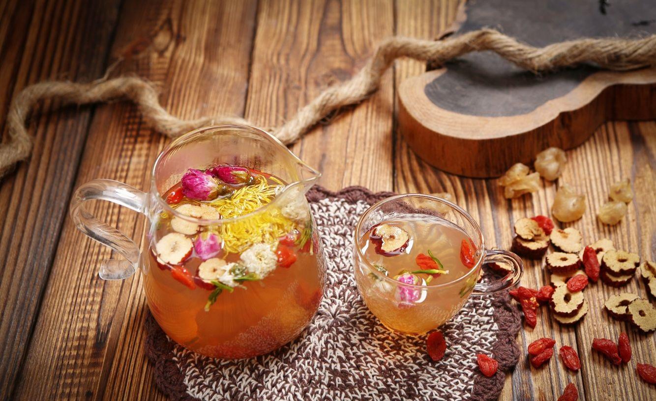 trà dưỡng nhan