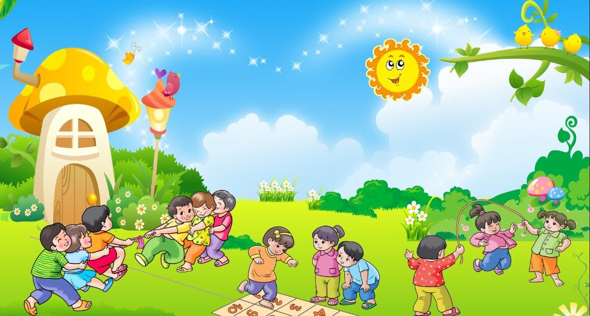 Trò chơi dân gian vừa vui vừa bổ ích cho trẻ mầm non