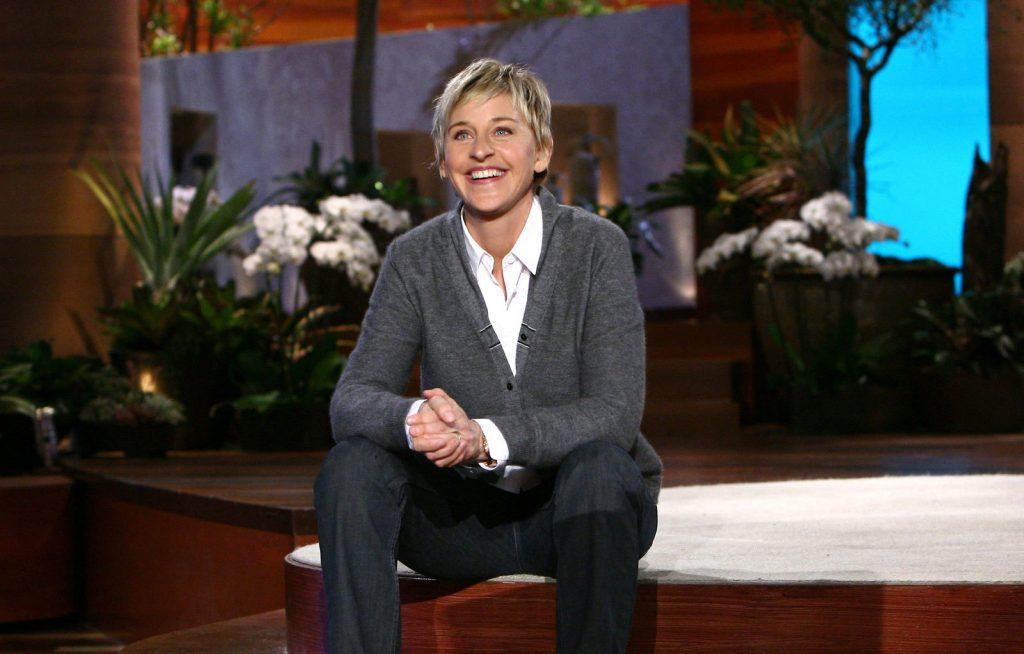 Ellen Degeneres chia sẻ về lgbt