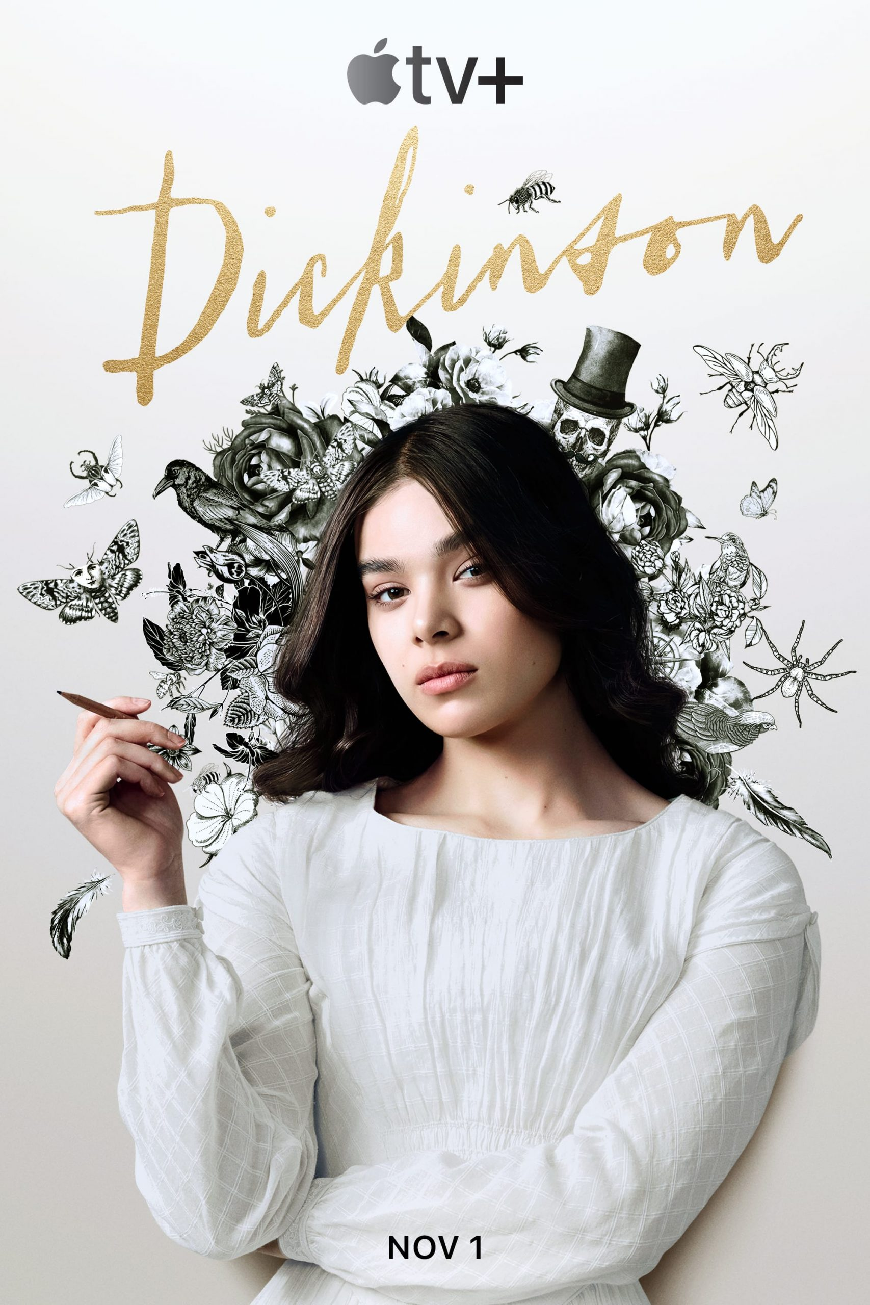 Bộ phim tình cảm về quý tộc Châu Âu: Dickinson