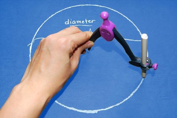 Vẽ một vòng tròn