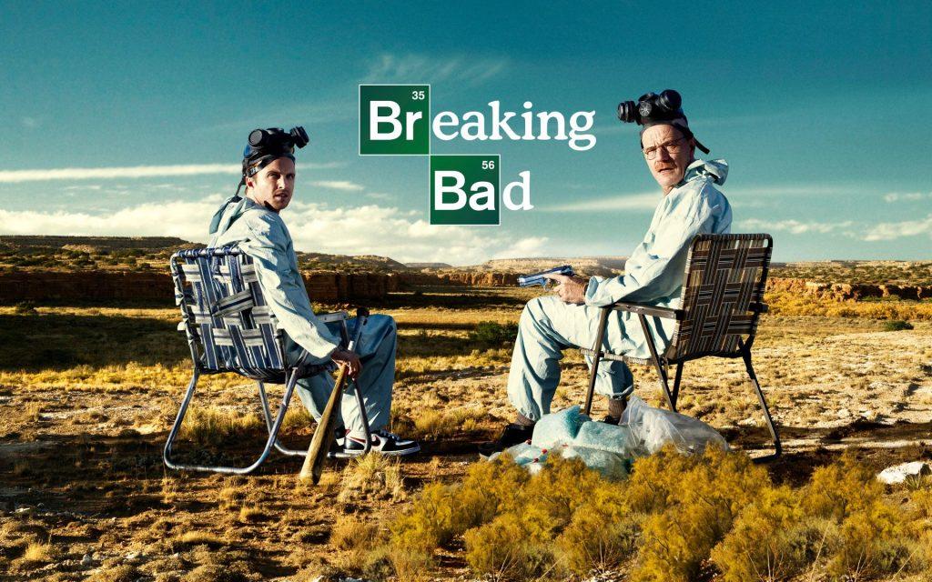Series phim hay nhất: Breaking bad