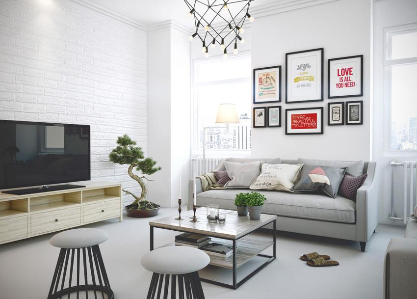 Nếu diện tích nhà nhỏ mà mắc phải những lỗi sai trong nội thất sau sẽ khiến ngôi nhà càng thêm chật chội, bí bách