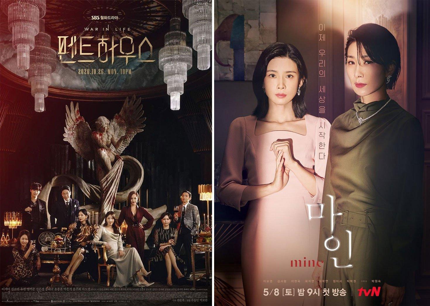 Choáng ngợp với những bộ phim về giới thượng lưu Hàn Quốc đáng xem nhất