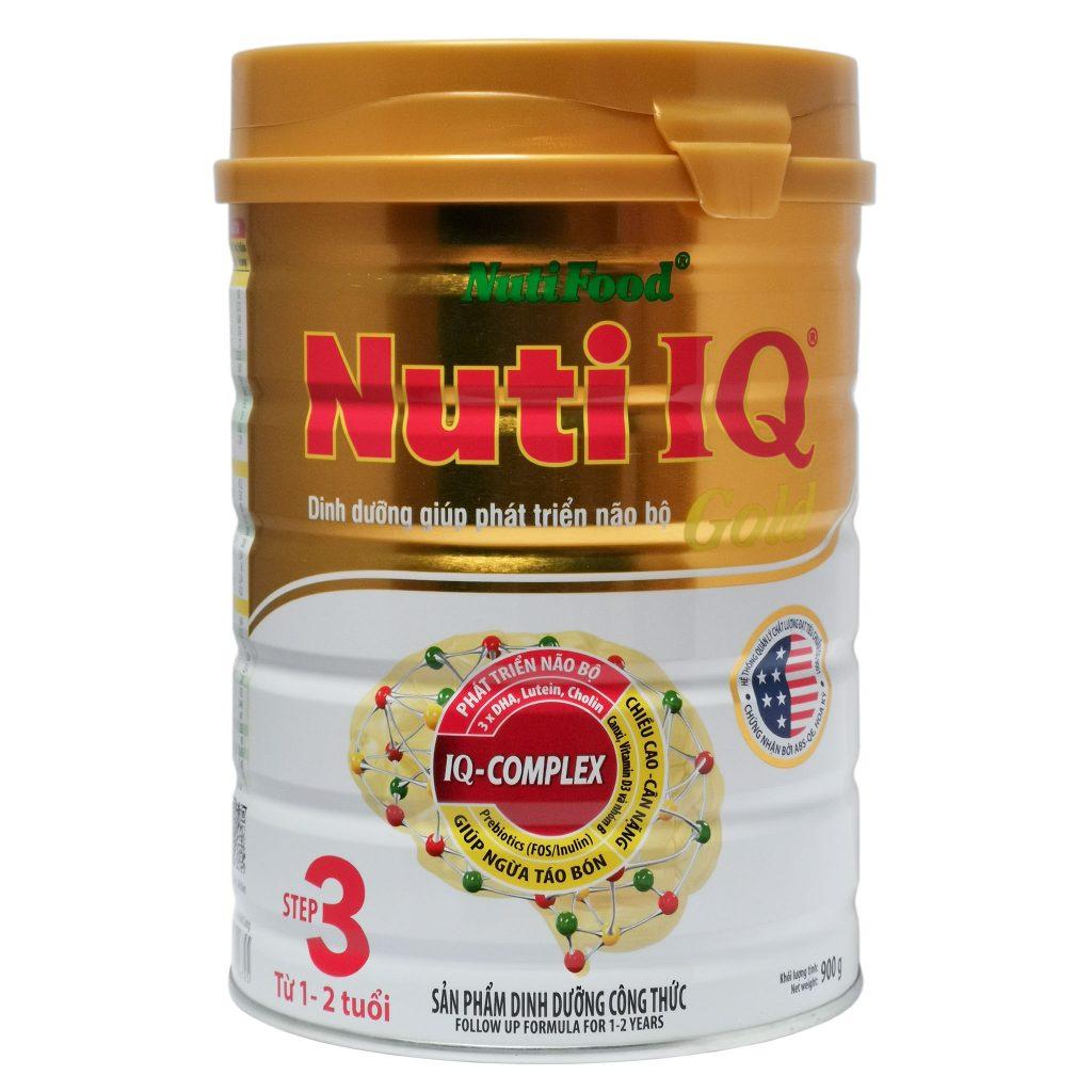 Loại sữa tốt nhất giúp mẹ phục hồi sức khỏe sau sinh: Nuti IQ Mum Gold