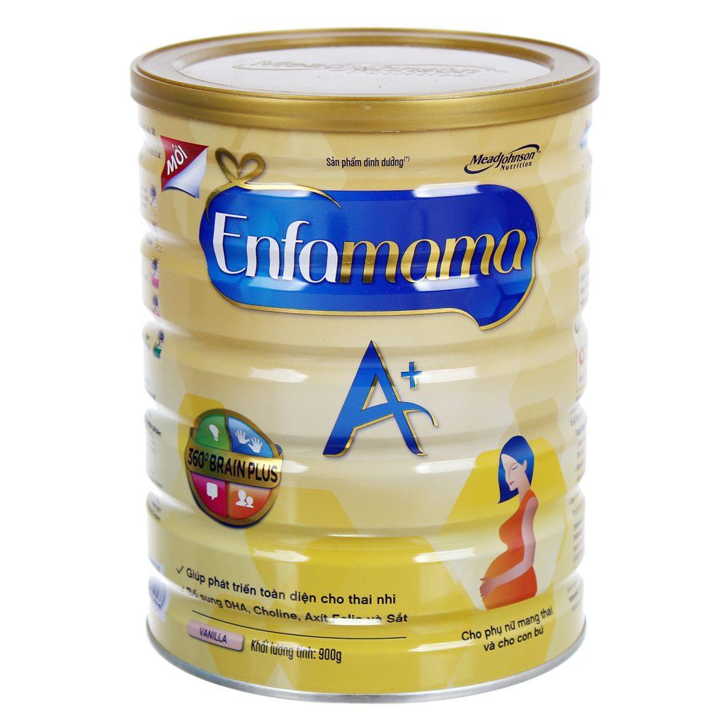 Sữa bột Enfamama A+