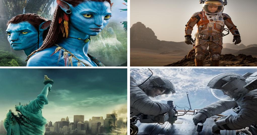 Top những bộ phim khoa học viễn tưởng hay nhất mọi thời đại đáng xem trong mùa dịch