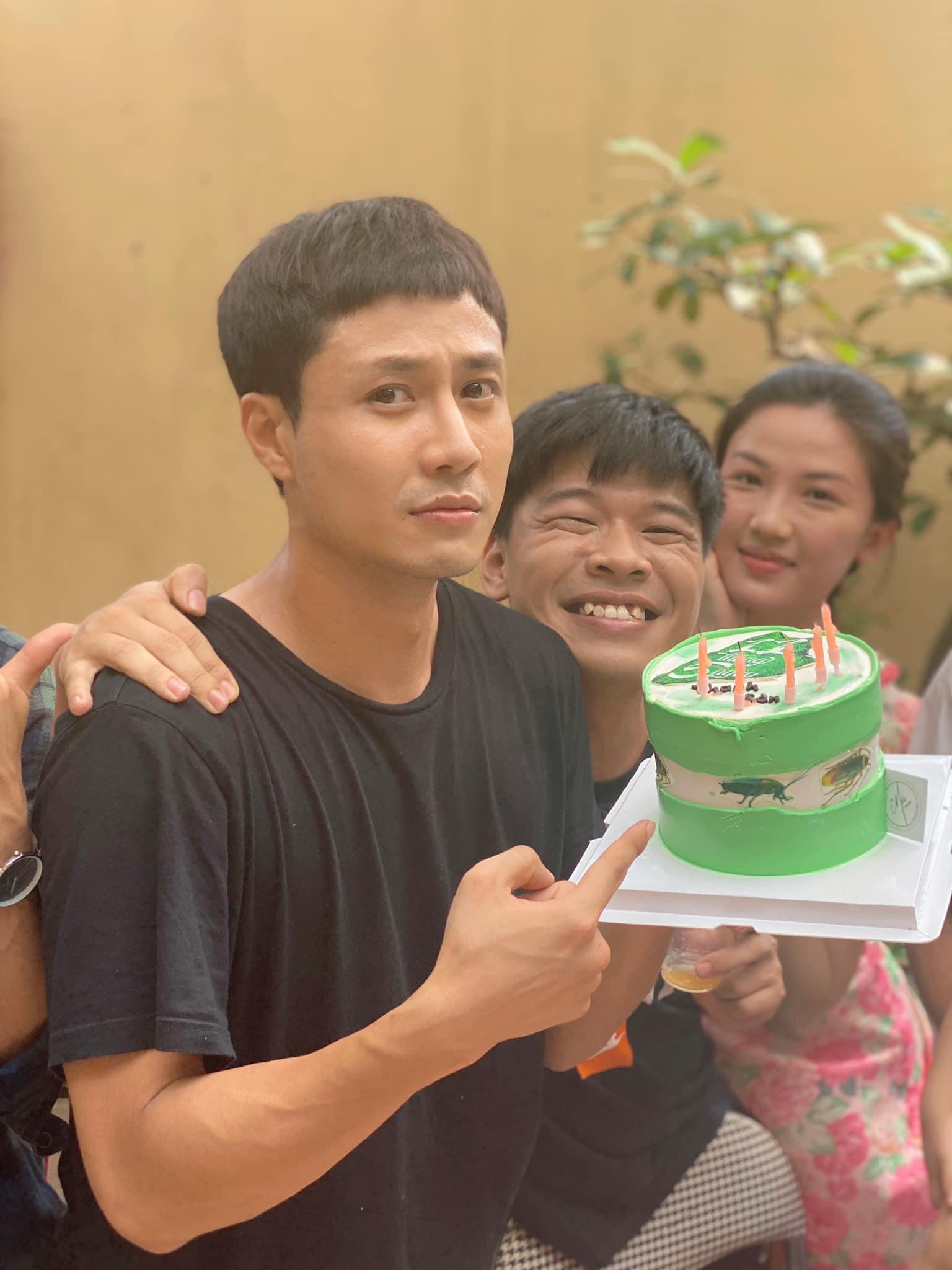 dien vien Thanh Son