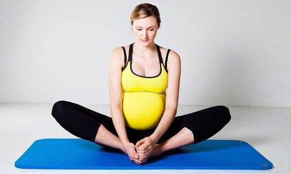 bai tap yoga cho ba bau
