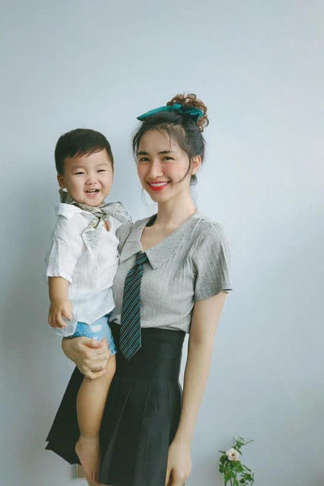 con trai Hoa Minzy
