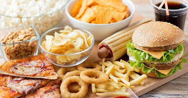Điểm danh những thực phẩm gây hại cho não, càng ăn nhiều đầu óc càng kém minh mẫn