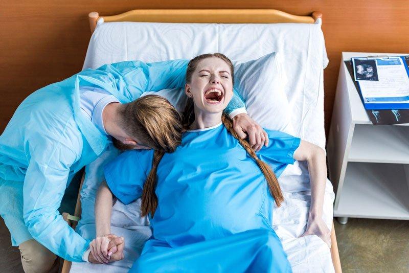 Hướng dẫn mẹ bầu rặn sinh đúng cách và đỡ đau hơn!