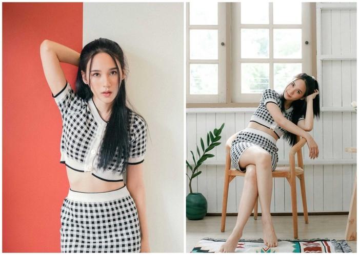 Mỹ nhân Thái Lan Nalya Gulmongkolpech lên đồ phong cách cực kỳ trẻ trung, sành điệu đáng học hỏi