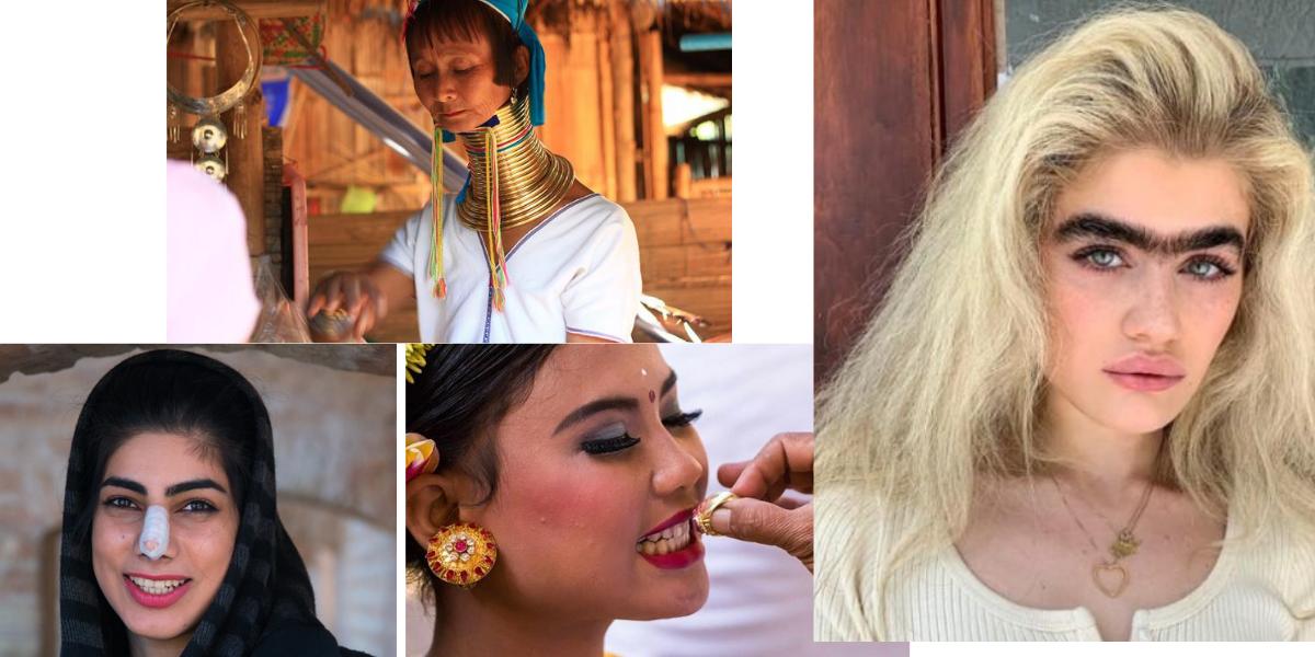 8 tiêu chuẩn sắc đẹp lạ kỳ ở các quốc gia châu Á, ai nhìn cũng há hốc mồm kinh ngạc