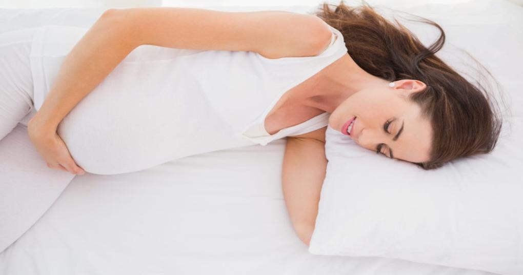 Thói quen trước khi đi ngủ giúp mẹ bầu thư giãn, thai nhi thông minh