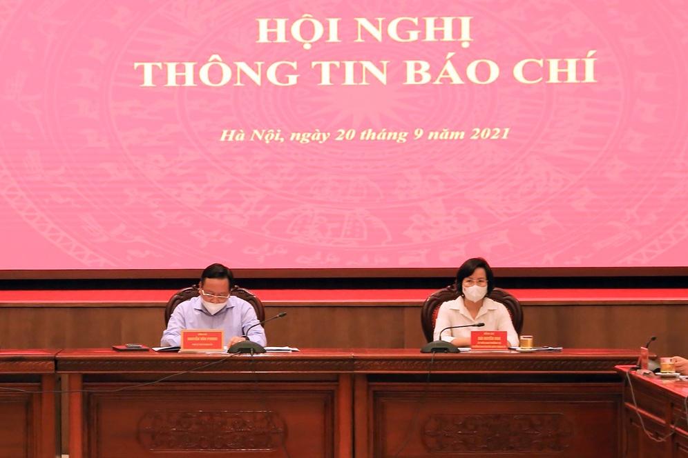 Từ 6h ngày 21/9, Hà Nội không kiểm soát giấy đi đường, bỏ phân vùng