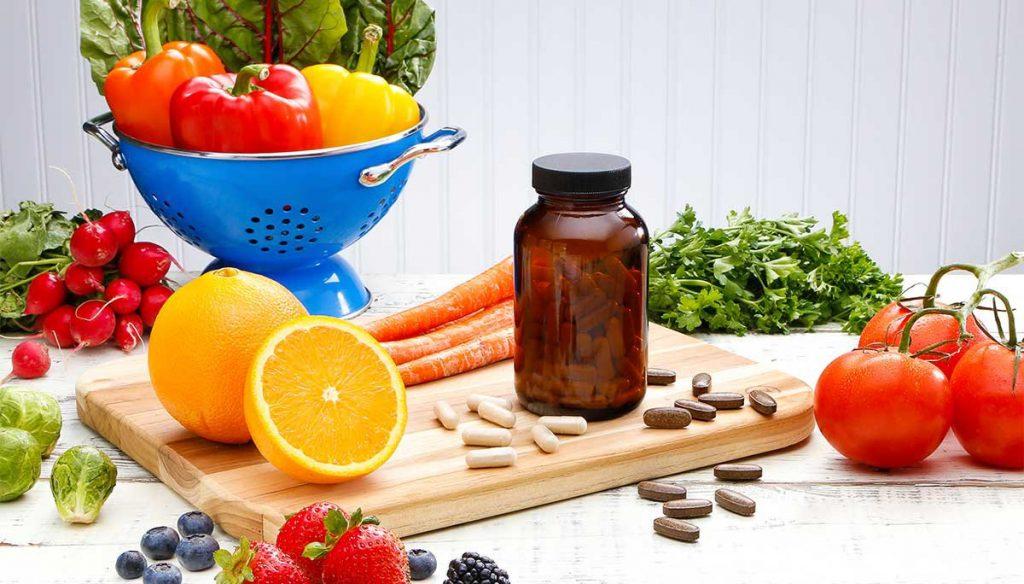 Cách điều trị tiền sản giật hiệu quả: Bổ sung các vitamin, khoáng chất thiết yếu cho cơ thể