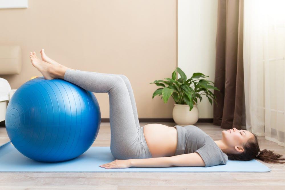 Bài tập thở khi mang thai: Thở đếm
