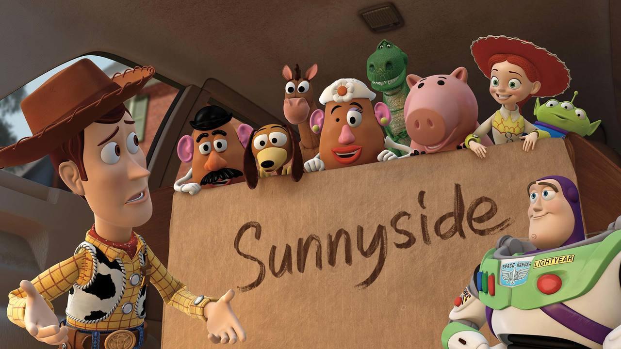 5 nhân vật được yêu thích nhất trong phim hoạt hình của Pixar