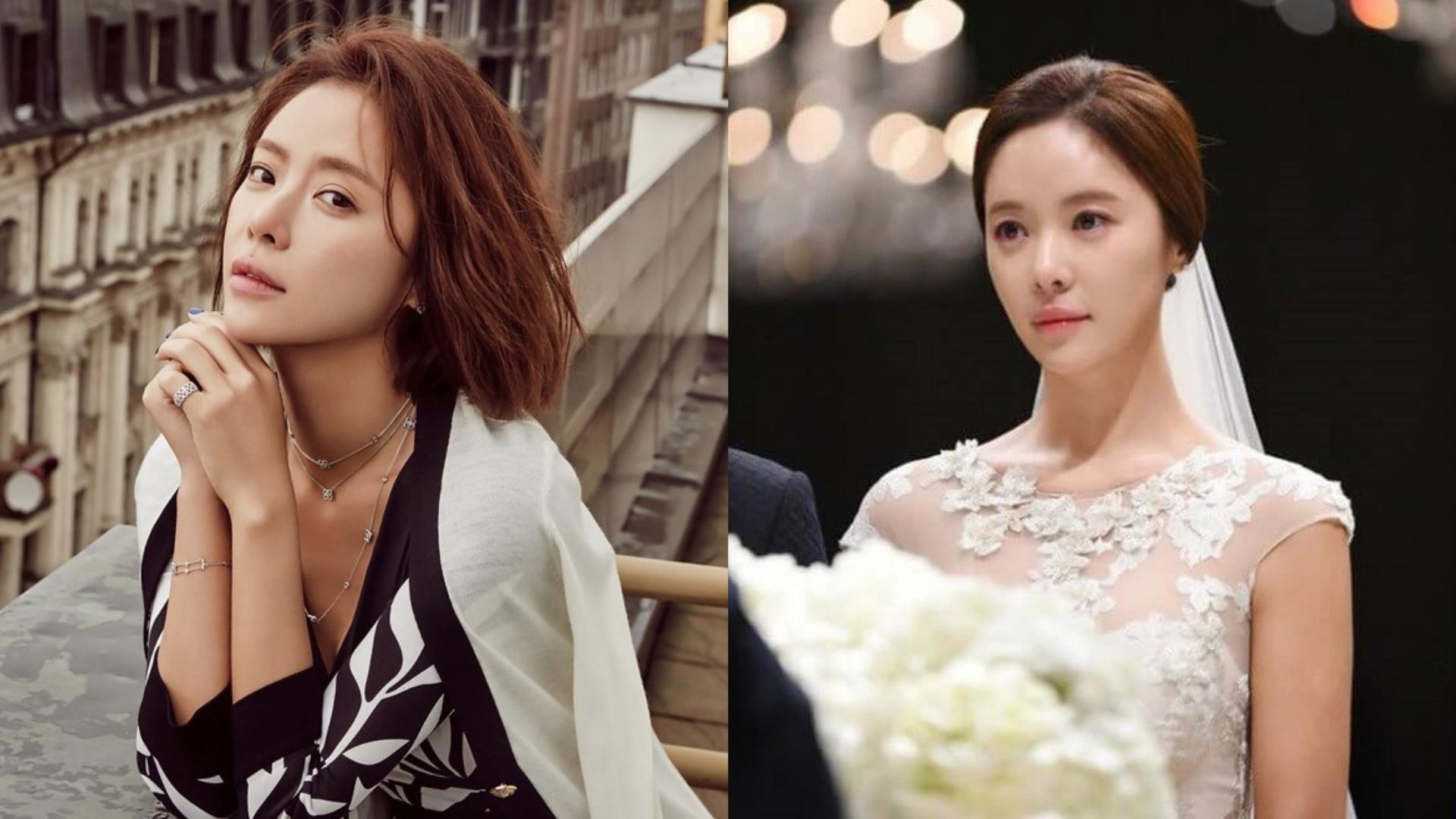 Vừa rút đơn ly hôn, Hwang Jung Eum lại bất ngờ thông báo có thai