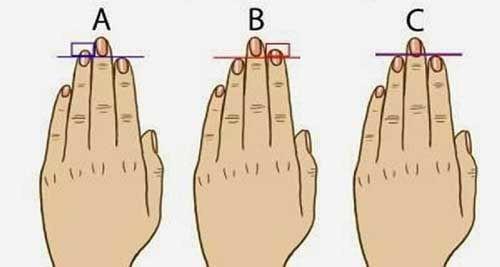 Người có 3 ngón tay này dài càng hút lộc, phúc lớn mệnh dày