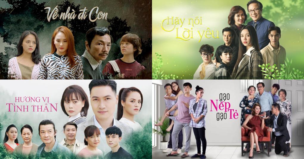 Điểm danh 4 bộ phim về đề tài gia đình của Việt Nam đáng xem nhất