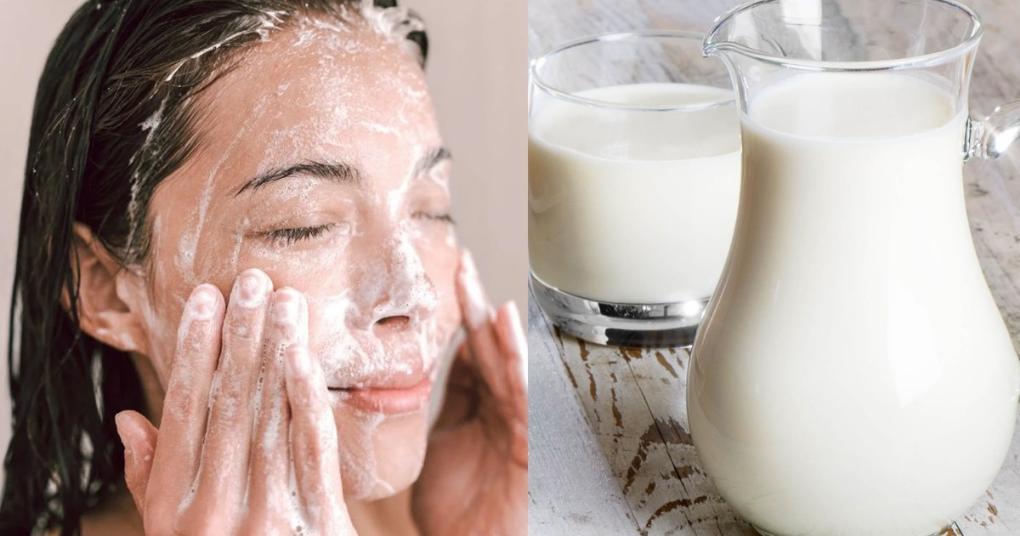 Đắp mặt nạ sữa tươi giúp bạn sở hữu làn da đẹp không tì vết