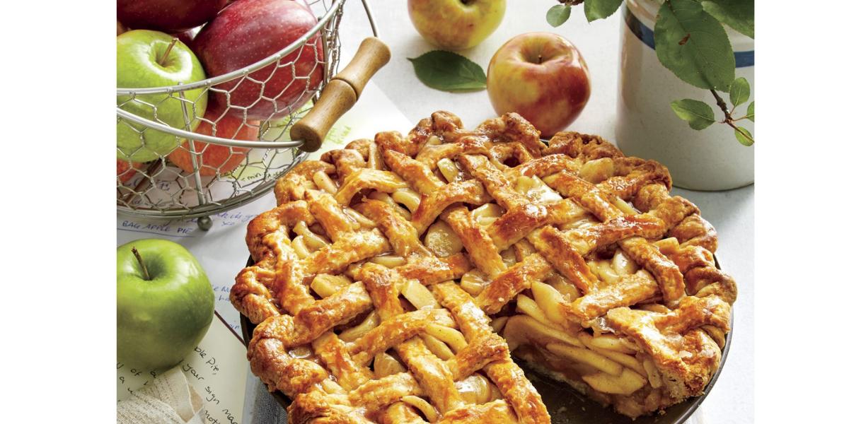 Tận dụng táo làm món bánh Apple Pie hấp dẫn khó cưỡng, vạn người mê