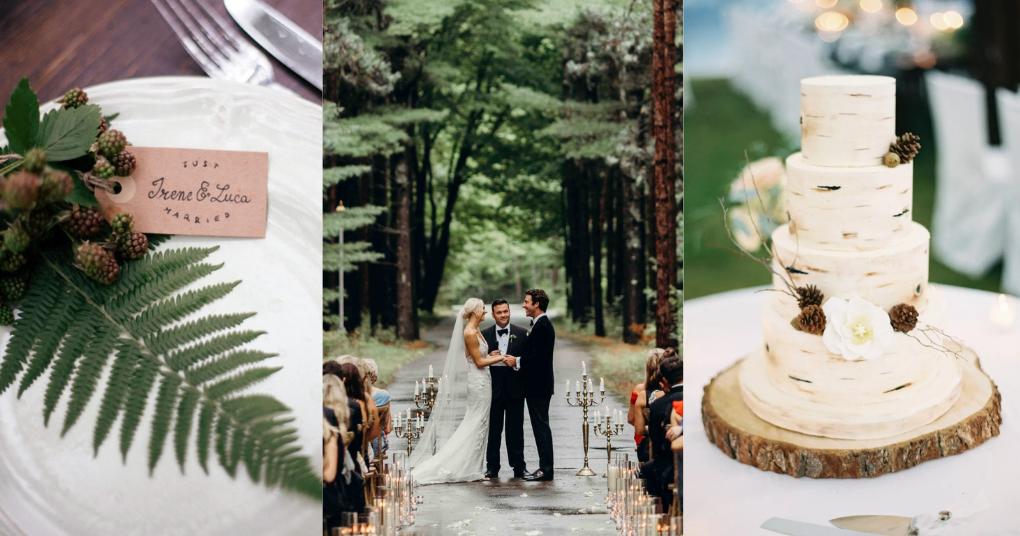 Đám cưới trong rừng – Giấc mơ