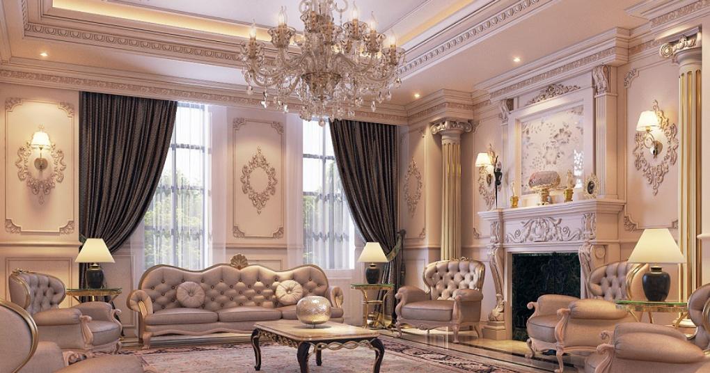 Phong cách cổ điển trong thiết kế nội thất là gì? Các đặc trưng cơ bản của phong cách cổ điển