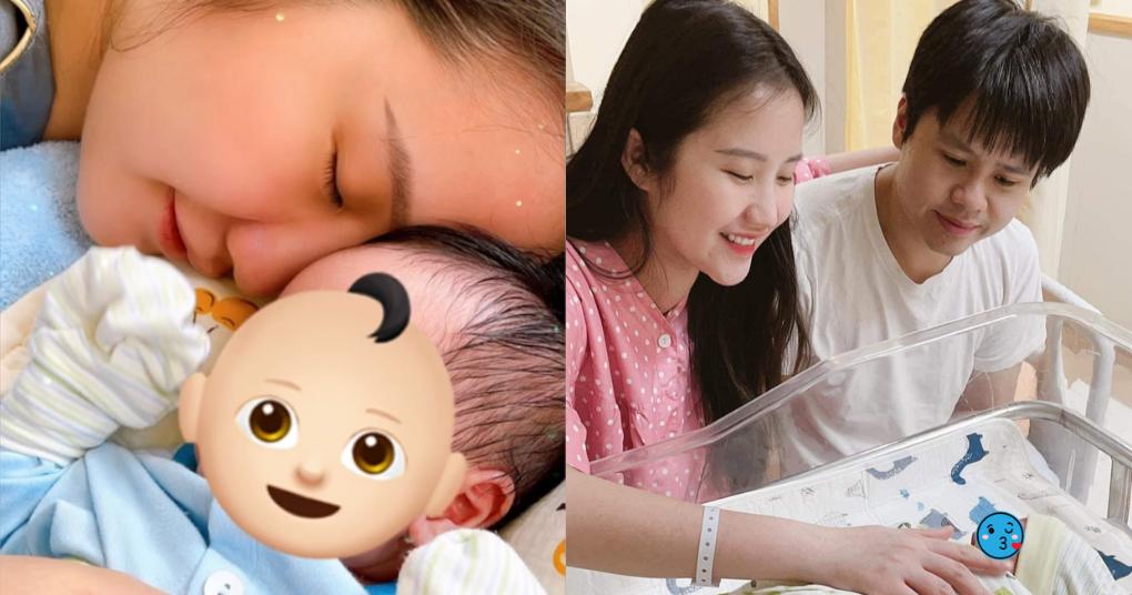 Primmy Trương chính thức thông báo tin vui sinh con trai đầu lòng