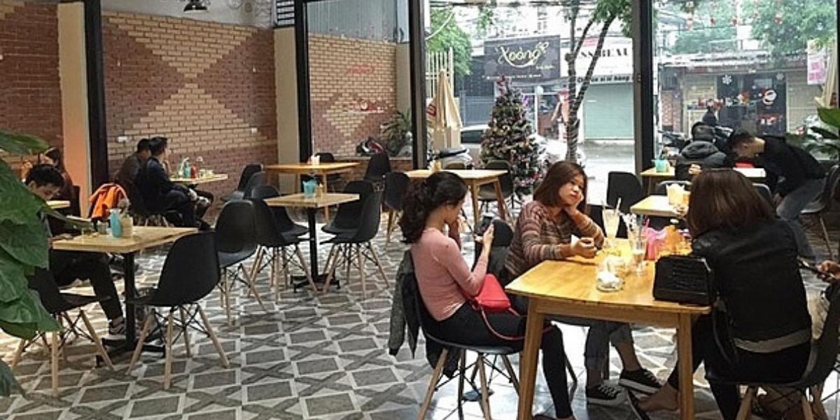 Từ 6h ngày 14/10: Hà Nội cho phép cửa hàng ăn uống được bán tại chỗ
