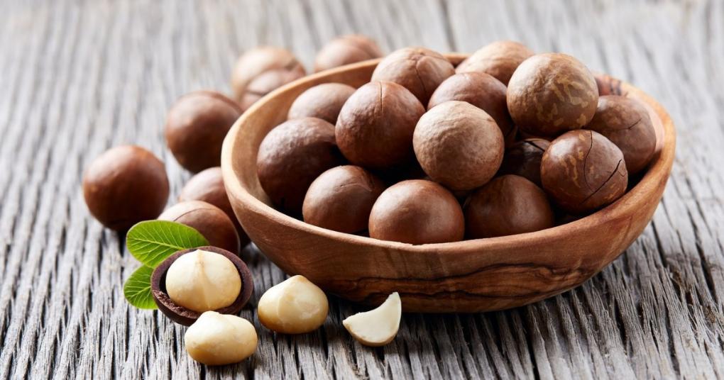 Cho trẻ ăn hạt macca và những lợi ích tuyệt vời mẹ chưa biết