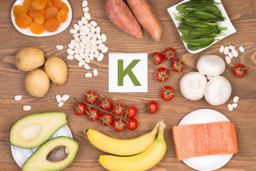 thieu vitamin K