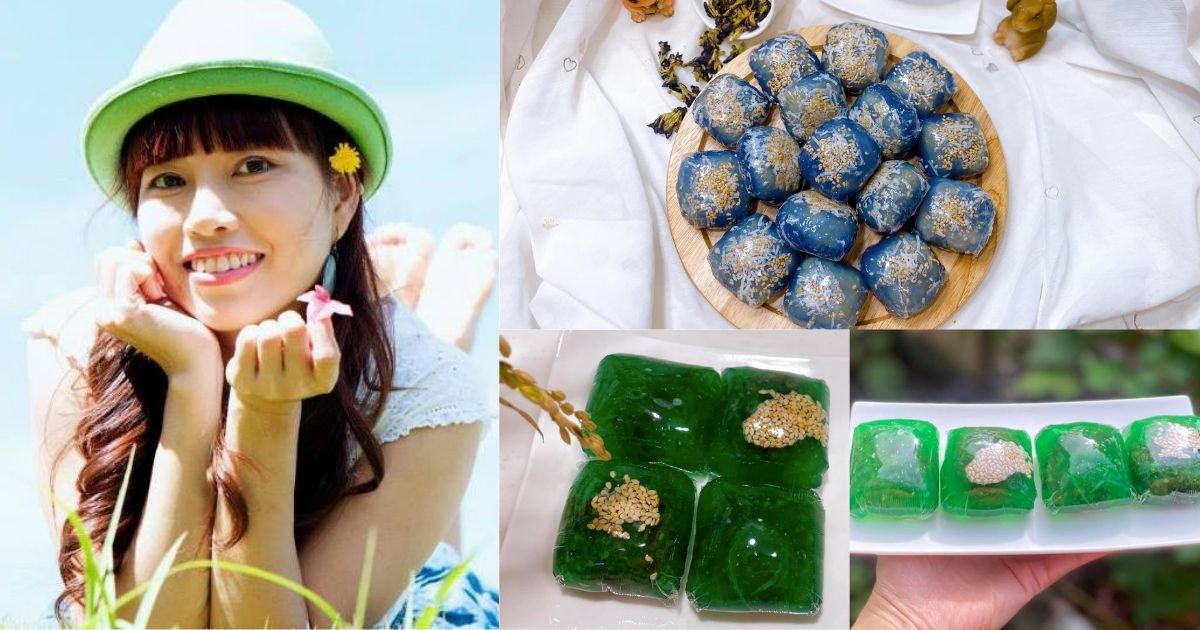 Bánh xu xê mềm dẻo cực ngon dưới bàn tay của mẹ đảm người Việt ở Nhật